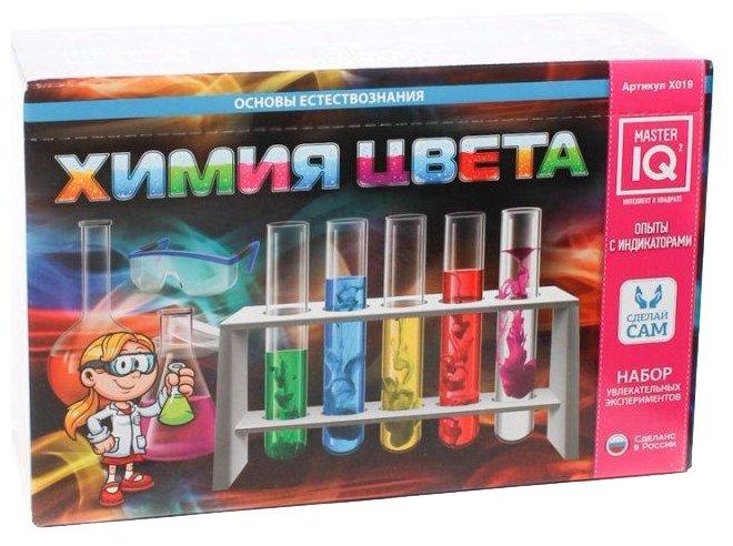 Набор Master IQ² Химия цвета