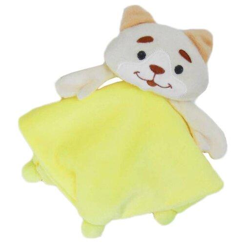 Фото - Комфортер Крошка Я Кот Василий желтый/белый комфортер крошка я кот василий желтый белый