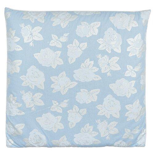 Подушка BIO-TEXTILES Сила природы (SP639) 40 х 40 см голубой подушка автомобильная bio textiles авто кость на подголовник с массажным эффектом