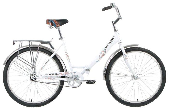 Городской велосипед FORWARD Sevilla 26 1.0 (2019)
