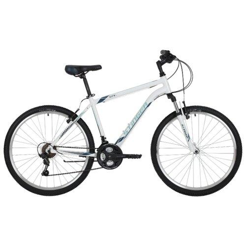 Горный (MTB) велосипед Stinger Element 26 (2018) белый 14 (требует финальной сборки) велосипед stinger 26 ahv elem 20 wh7 26 element 20 белый