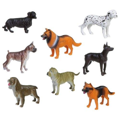 Купить BONDIBON Ребятам о зверятах - Собаки ВВ1623, Игровые наборы и фигурки