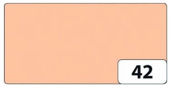 Бумага цветная в листах, Бумага цветная Folia, 300 г/м2, лист 50х70 см, коричневый шоколад, Folia