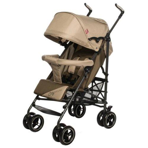 Купить Прогулочная коляска Baby Care City Style (2018) beige, Коляски