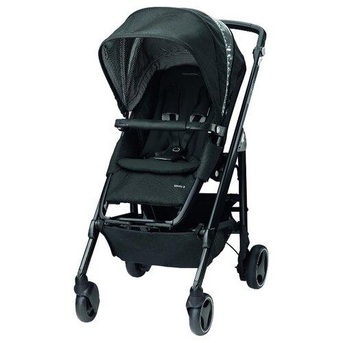 Купить Прогулочная коляска Bebe confort Loola 3 Black raven, Коляски