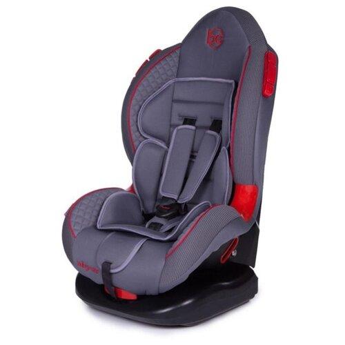 Купить Автокресло группа 1/2 (9-25 кг) Baby Care Polaris, grey/grey, Автокресла