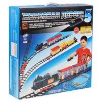 Набор железной дороги игрушечный Спорт Тойз «ДЖД-5»