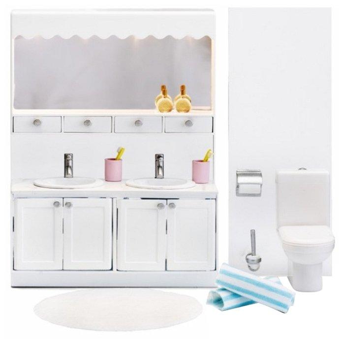 Lundby Набор мебели для ванной комнаты с