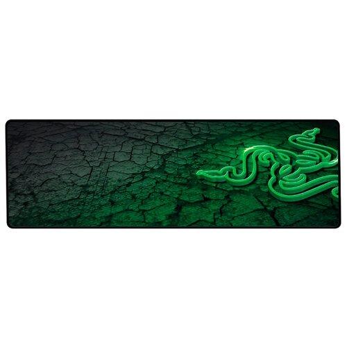 Коврик Razer Goliathus Control Fissure Extended черно-зеленый коврик для мыши razer goliathus control fissure edition large