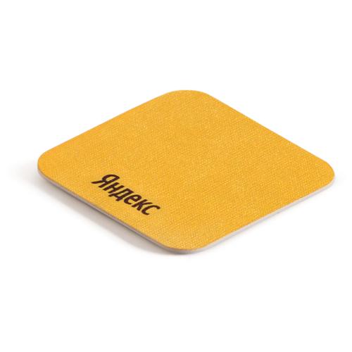 Протирашка для экрана Яндекс, желтый