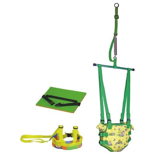 прыгунки Прыгунки Фея 4 в 1 зеленый