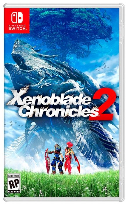 Xenoblade Chronicles 2: Expansion Pass (Nintendo Switch - Цифровая версия)