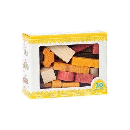 Кубики Томик Краски дня День 6674-23, Детские кубики  - купить со скидкой