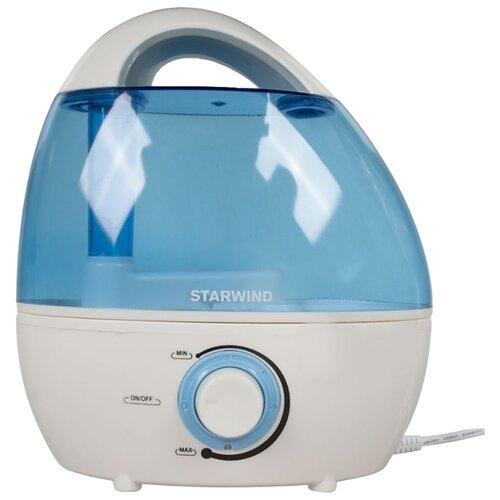 Увлажнитель воздуха STARWIND SHC2216, белый/синийОчистители и увлажнители воздуха<br>