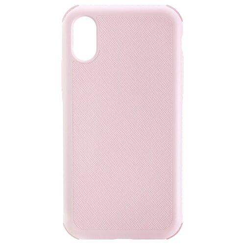 Чехол Just Mobile PC-388 для Apple iPhone X pink
