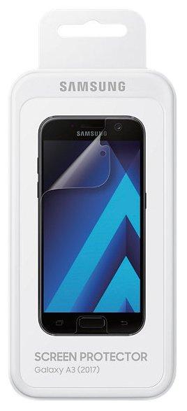 Защитная пленка Samsung Screen Protector ET-FA320CTEGRU для Samsung Galaxy A3 (2017)