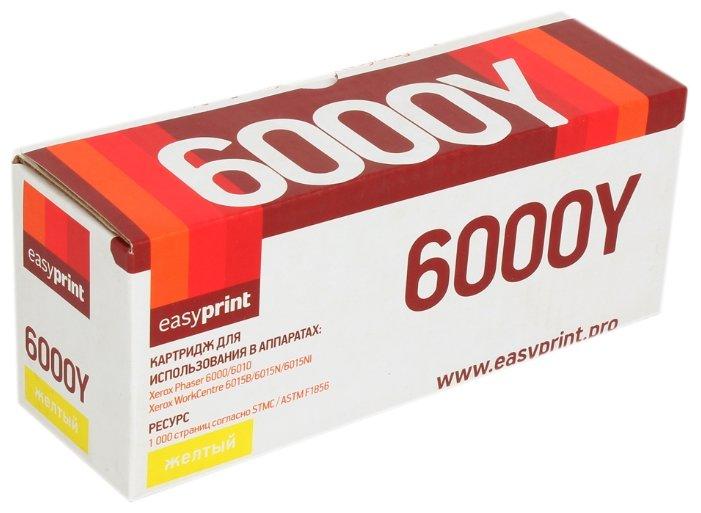 Картридж EasyPrint LX-6000Y, совместимый
