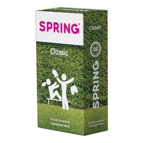 Презервативы Spring Classic (9 шт.)