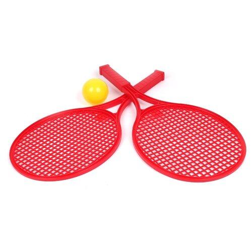 Купить Набор для игры в теннис ТехноК (0380), Спортивные игры и игрушки