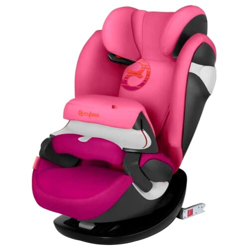 Купить Автокресло группа 1/2/3 (9-36 кг) Cybex Pallas M-Fix Passion pink, Автокресла