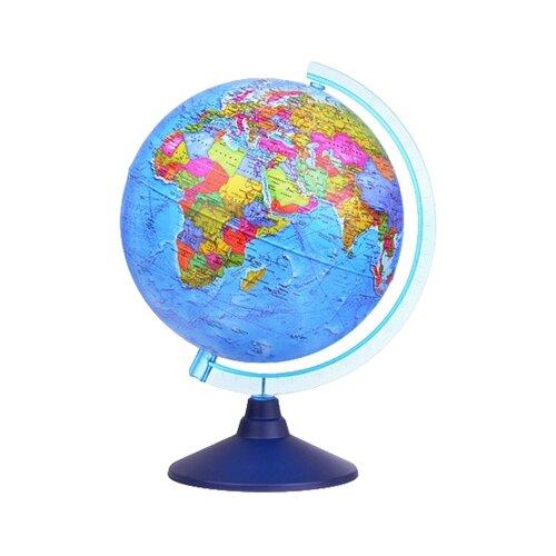 Купить Глобус политический Globen Классик Евро 250 мм (Ке012500187) синий, Глобусы