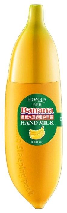 Крем молочко для рук BioAqua Banana