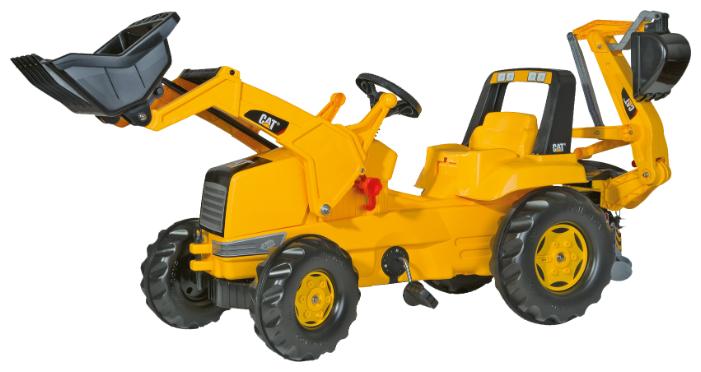 Веломобиль Rolly Toys Junior CAT (813001)