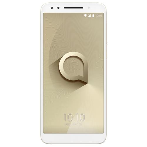 Смартфон Alcatel 3 5052D золотистый смартфон