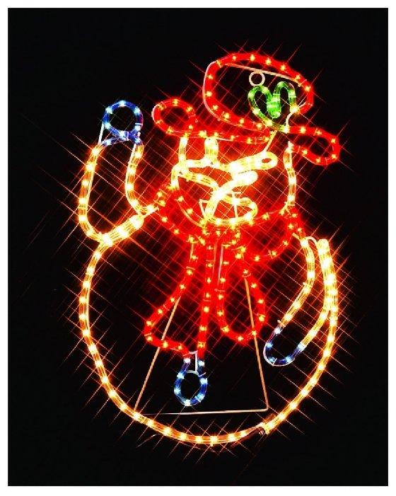 Фигура Sh Lights Снеговик I R LDP6SN