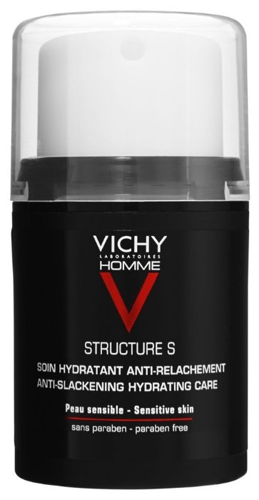 Vichy Крем для лица Vichy Homme Structure S