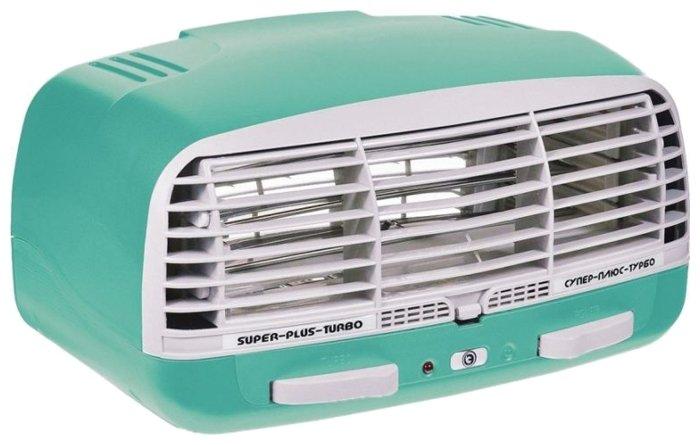 Купить Очиститель воздуха Супер-Плюс Супер-Плюс-Турбо (2009), зеленый по низкой цене с доставкой из Яндекс.Маркета (бывший Беру)