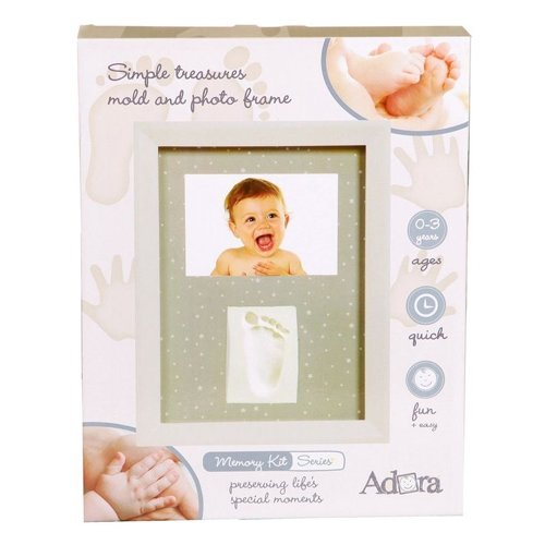ADORA Memory Kit - Набор для изготовления слепка №2 (NP109) adora belle dämonenblut