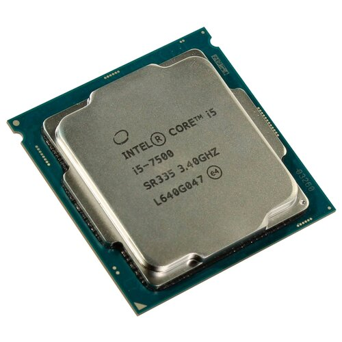 Купить Процессор Intel Core i5-7500 OEM