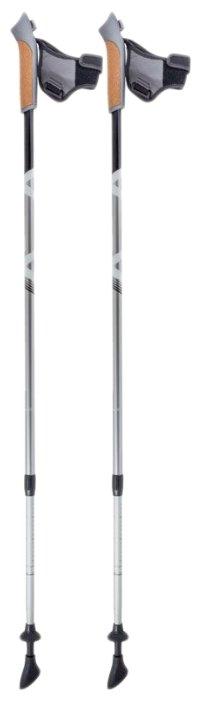Палка для скандинавской ходьбы 2 шт. ECOS Телескопические Алюминиевые AQD-B016