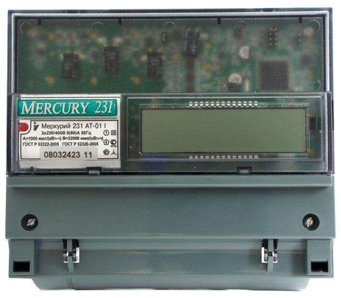 INCOTEX Меркурий 231 АT-01 I