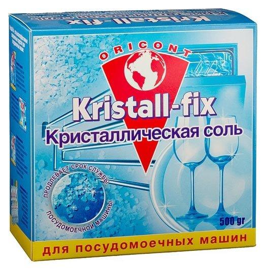 Kristall-fix кристаллическая соль 500 г