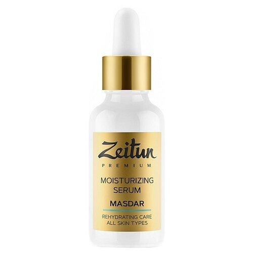 Zeitun Premium Masdar Moisturizing Serum Ультра-увлажняющая сыворотка для лица, 30 мл сыворотка для лица topicrem 30 мл ультра увлажняющая