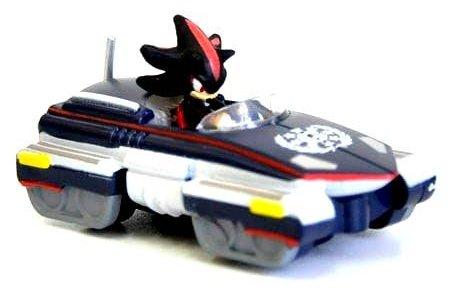 Игровой набор Jazwares Sonic All Stars Racing Шэдоу 65952
