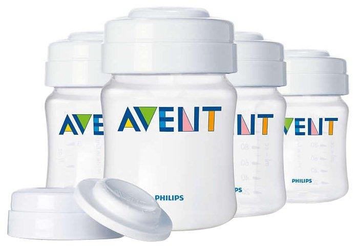 Philips AVENT Контейнеры для хранения грудного молока 125 мл (SCF680/04)