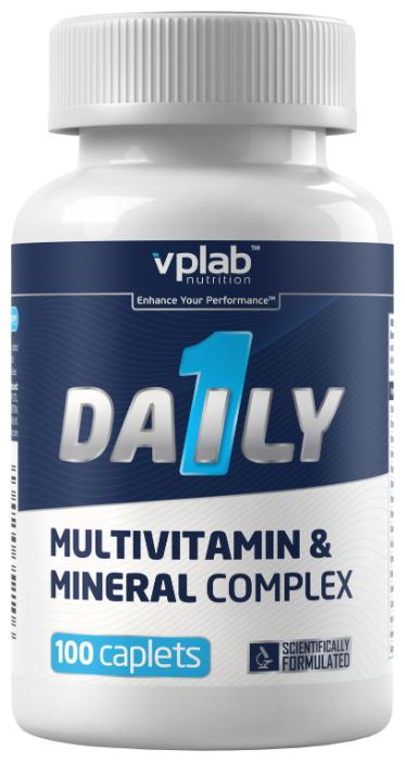 Минерально-витаминный комплекс VP Laboratory Daily 1 (100 каплет)
