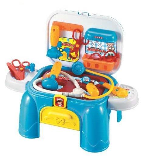 Игровой набор в чемоданчике Профи