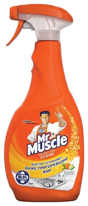 Спрей эксперт для кухни Энергия цитруса Mr. Muscle