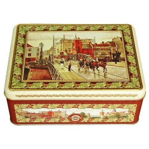 Чай Hilltop Английская шкатулка подарочный набор, 200 г