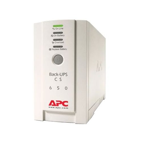 Резервный ИБП APC by Schneider Electric Back-UPS BK650EI ибп apc by schneider electric back ups pro 900 br900gi