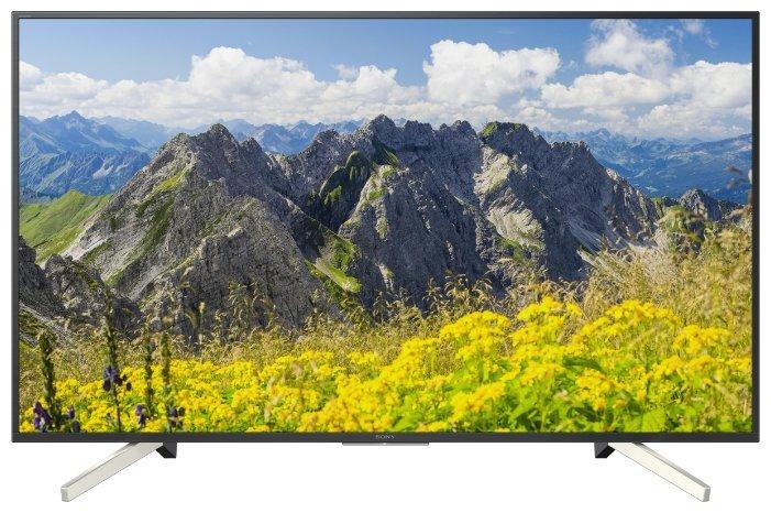 Телевизор Sony KD-55XF7596