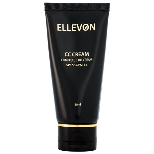Купить Ellevon CC крем Complete Care, SPF 50, 50 мл, оттенок: бежевый