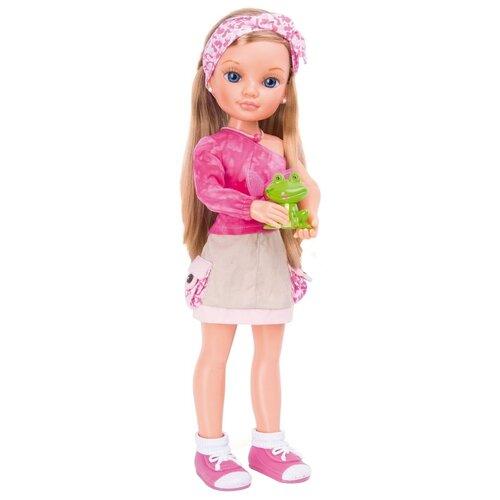 Кукла Famosa Нэнси Волшебный поцелуй, 43 см