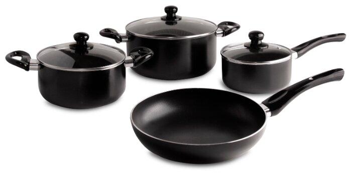 Набор посуды 7 предметов GALAXY (GL 9502)