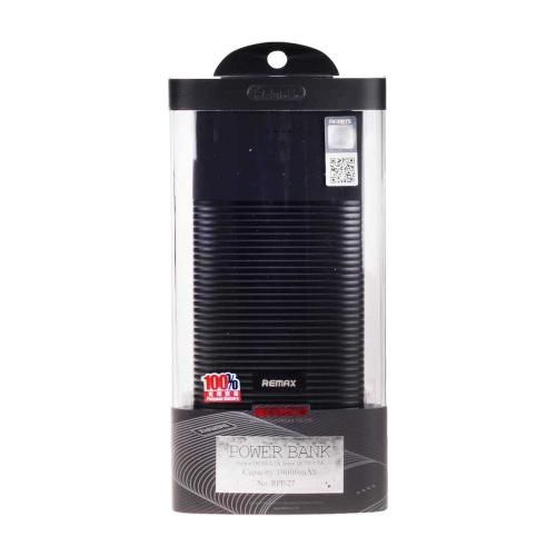 Аккумулятор Remax Perfume 10000 mAh RPP-27 черный блистер