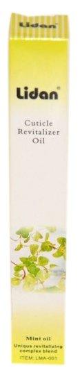 Масло Lidan Cuticle Revitalizer Mint